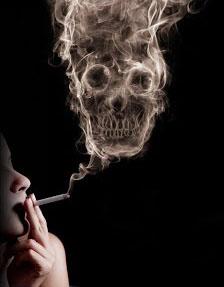 Le tabac est dangereux pour la santé. fumer ça craint. Arrêtez la cigarette !